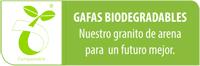 Gafas de lectura biodegradables