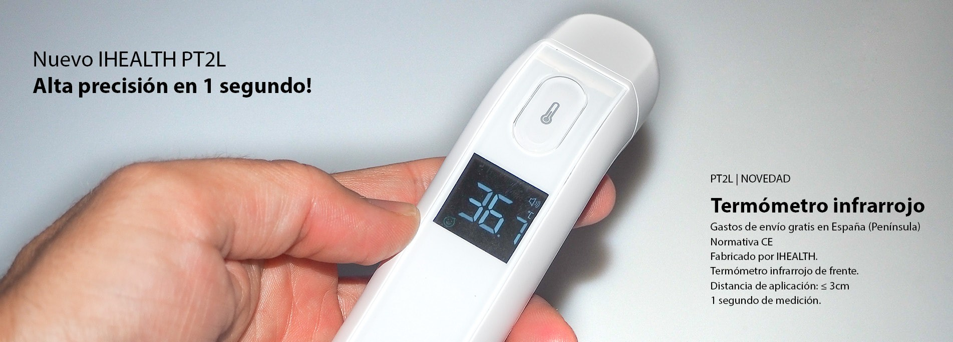 PT2L infrared thermometer