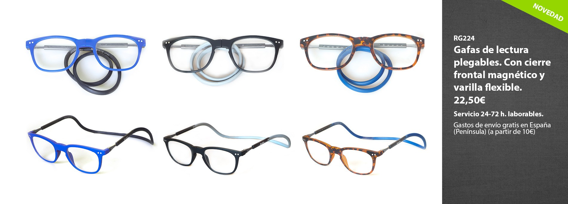 RG224 reading glasses